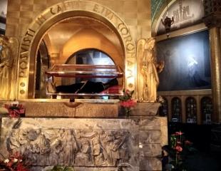 Pellegrinaggio al Santuario di Santa Rita